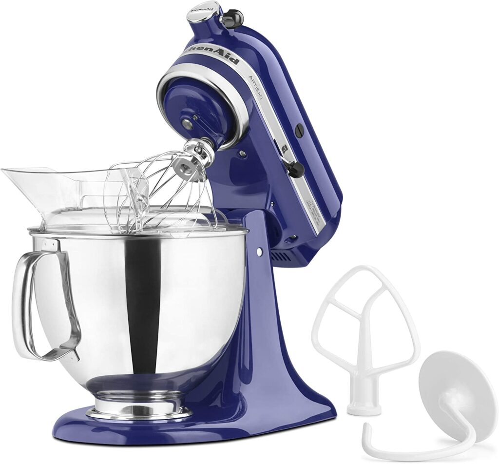 Features Of The KitchenAid Stand Mixer