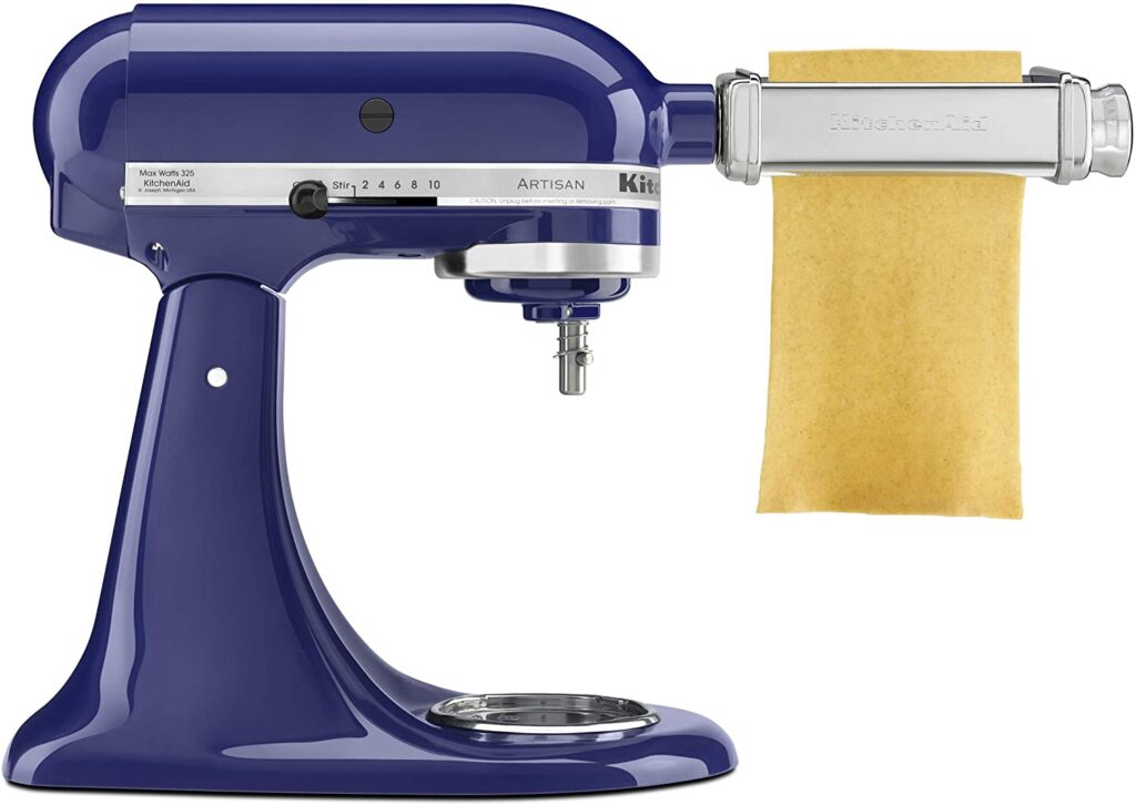 Optional Attachments For The KitchenAid Stand Mixer