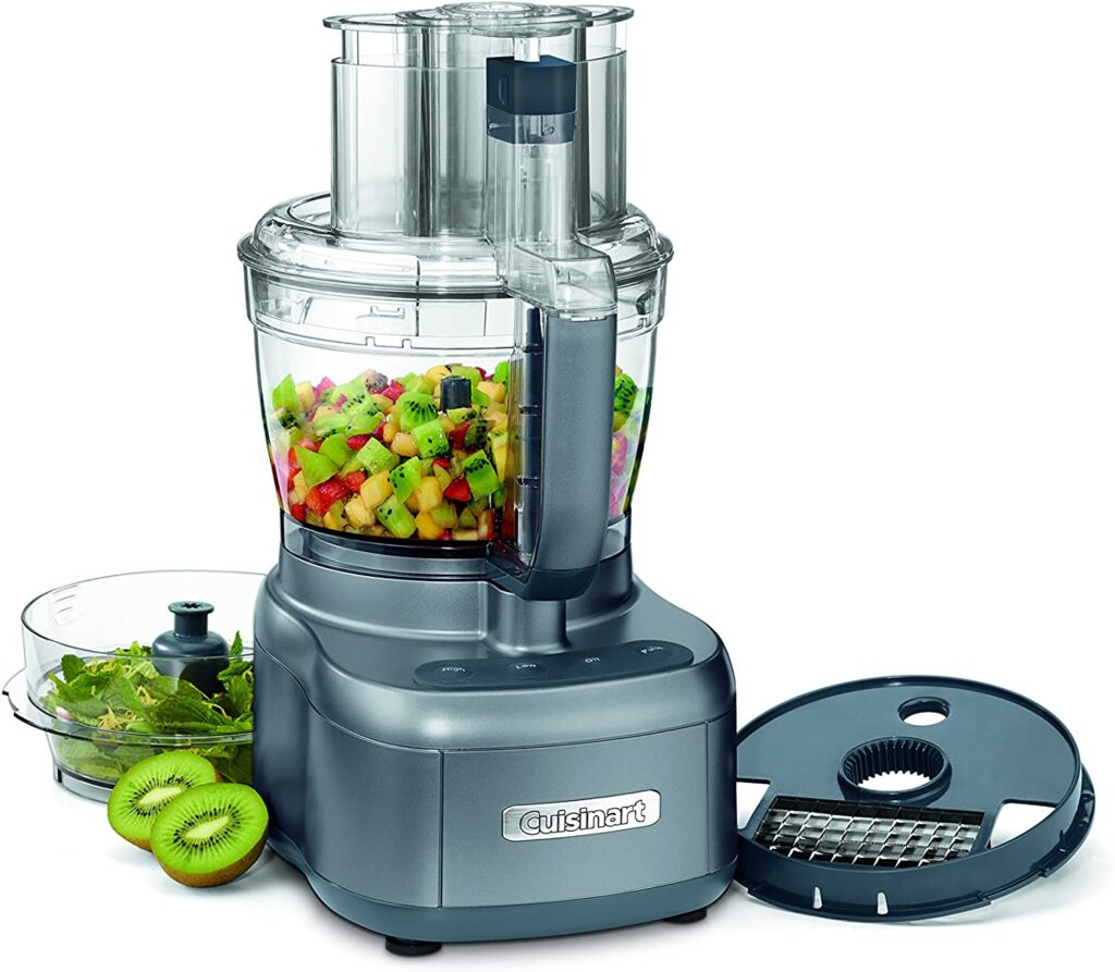 Features Of The Cuisinart Food Processor